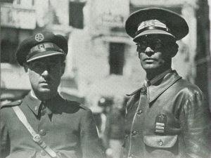 Comisario político de Brigada y Coronel
